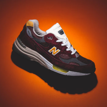 """New Balance 992 """"Burgundy"""": Sale Price: $135 (Retail $175)  – FREE SHIPPING – use code:  – SHOUTS25 –  at checkout"""