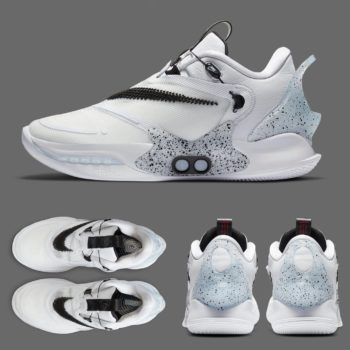"""Now Available: Nike Adapt BB 2.0 """"White Cement"""""""