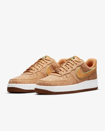 """Now Available: Nike Air Force 1 Cork """"Happy Pineapple"""""""