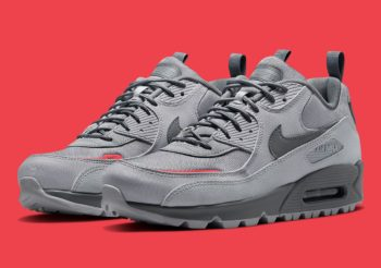 """Now Available: Nike Air Max 90 Surplus """"Wolf Grey"""""""