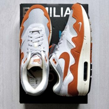 """Now Available: Patta x Nike Air Max 1 """"Follow the Waves"""""""