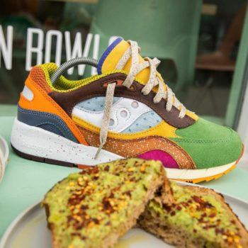 """Now Available: Saucony Shadow 6000 """"Food Fight"""""""