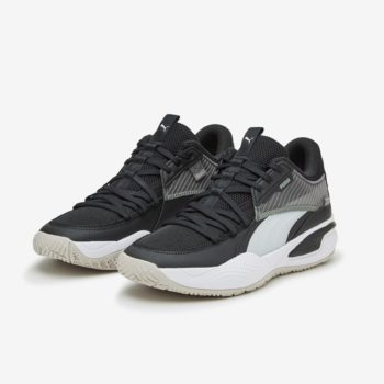 """Puma Court Rider """"Black White"""": Sale Price: $27.50 (Retail $110)  – free shipping on orders $29.99+ – use code:  – 50PUMA –  at checkout"""