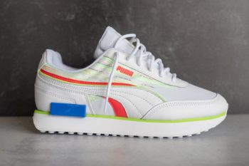 """Puma Future Rider """"Double Spectra"""": Sale Price: $39.99 (Retail $80)  – free shipping on orders $50+"""