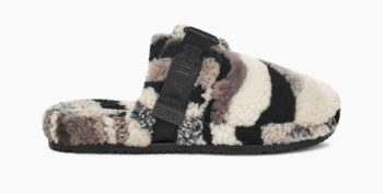 """UGG Fluff It """"Marble Grey"""": Sale Price: $64.99 (Retail $110)  – FREE SHIPPING"""