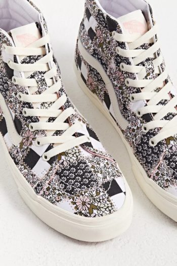 """Vans SK8-Hi Floral """"Multicolor"""": Sale Price: $34.99 (Retail $80)  – free shipping on orders $50+"""